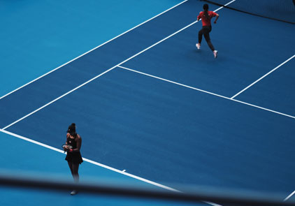 ladies tennis
